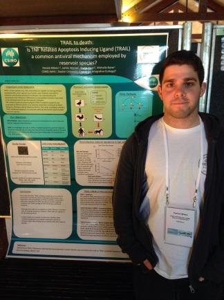 Wildlife and Disease Association International Meeting 2015
